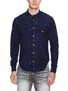 Printed Sport Shirt by PRPS
