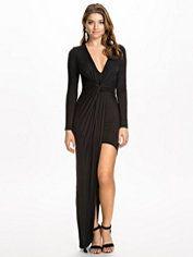 Women's fashion & designer clothes online Black Party Dresses, Club Dresses, Dresses For Work, Fashion Outfits, Womens Fashion, Fashion Online, Wrap Dress, Wraps, Lingerie
