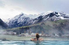 Im Tauern Spa Kaprun mit Reiseblogger Sebastian - Lilies Diary