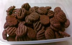 Sušenky KOKA » Pečení je radost