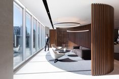 RUFproject has completed the offices for Constantini, an agribusiness trading, logistics and processing company, located in Vancouver, Canada. The space Waiting Room Design, Waiting Area, Modular Lounges, Modular Sofa, Modern Office Design, Workplace Design, Vancouver, Corporate Interiors, Open Office