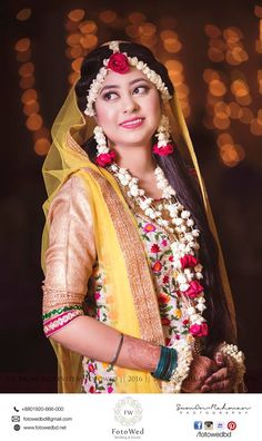 Pakistani Wedding Outfits, Bridal Outfits, Bridal Dresses, Mehndi Outfit, Mehndi Dress, Muslim Wedding Ceremony, Wedding Bride, Indian Bridal Makeup, Indian Wedding Jewelry