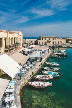 Photo Diary: Rethymno, Crete • The Overseas Escape