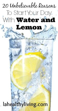 """Best cleanse for weight loss ♥ Best cleanse to lose weight 20 Unbelievable Reasons To Start Your Day With Water and Lemon """"Lemon with water can be considered the best natural energy booster."""""""