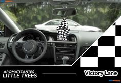 #Aromatizante #Little #Trees #Victory #Lane.  Seu #carro muito mais #agradável com os #aromatizantes #Little #Trees.    Aroma: #Linha de #Chegada. #Cheiro de #Vitória.    Peças e Acessórios para seu carro-> MMParts.com.br