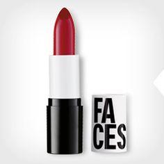 Batom Cremoso Faces - 3,5g  Rede Natura | Compre online perfumes, maquiagens, cosméticos e presentes
