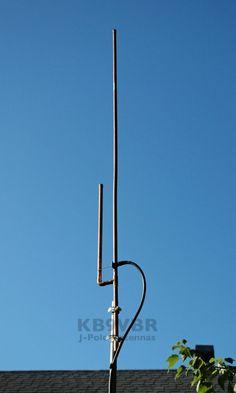 J-Pole Base Antenna 2 meter dual band Heavy Duty amateur ham radio scanner Radios, Ham Radio License, Dipole Antenna, Ham Radio Antenna, Wifi Antenna, Communication, Hams, Emergency Kits, Emergency Preparedness