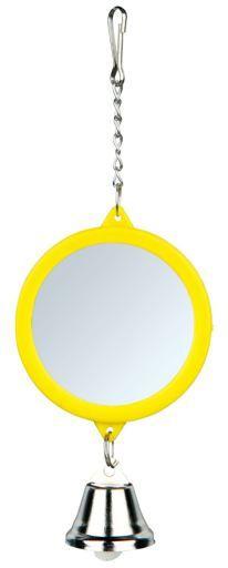 Trixie καθρέφτης με κουδουνάκι για παπαγάλους και καναρίνια - Καθρέφτης με πλαστικό σκελετό και κουδουνάκι για παπαγάλους και καναρίνια. Mirror, Decor, Decoration, Mirrors, Decorating, Deco