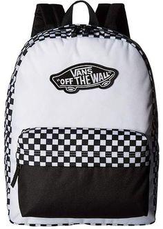 online shopping for Vans Realm Backpack from top store. See new offer for Vans Realm Backpack Vans Backpack, White Backpack, Backpack Bags, Fashion Backpack, Rucksack Bag, Backpack Online, Messenger Bags, Vans School Bags, Vans Bags
