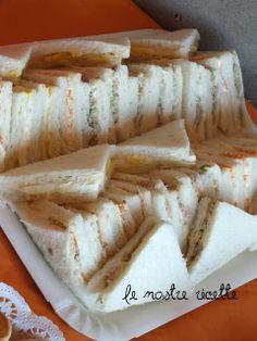 Tramezzini e sandwich