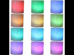 Video tutorial hacer Velas LED