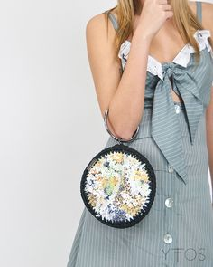 Whatever the occasion, finish off your outfit with bags from our recent collection. From a cute clutch to a essential beach bag, add the perfect finishing touch. Round Bag, Saddle Bags, Passion, Fruit, Mini, Shopping