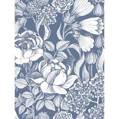 Buy Marimekko Oodi Wallpaper Online at johnlewis.com