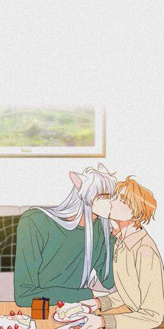 Anime Bl, Anime Chibi, Eren E Levi, Arte Do Kawaii, Manga Love, Cute Anime Wallpaper, Shounen Ai, Hero Academia Characters, Manhwa Manga