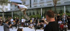 """Video : """"It's just a beautiful thing to be a skateboarder...it's amazing""""."""
