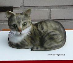 My Cat - Cake by Jana