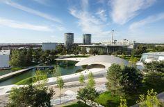 Galeria de Pavilhão Porsche na Autostadt em Wolfsburg / Henn Architekten - 16