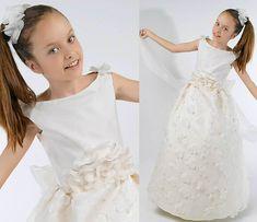 Los vestidos de Primera Comunión para niñas 2012 - Foto 16
