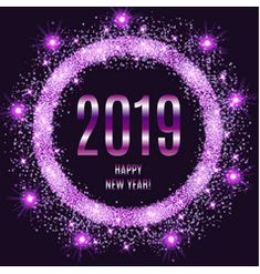 2019 happy new year glowing violet background vector - Doctor Pin Happy New Year Funny, Happy New Year Message, Happy New Year Quotes, Happy New Year Images, Happy New Year Wishes, Happy New Year Greetings, New Year Greeting Cards, Quotes About New Year, Happy Pictures