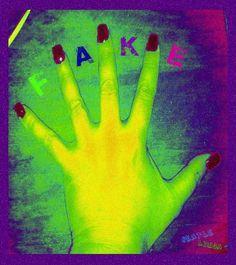 Fake Fingernails.....