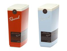 Product Packaging Design Rewind Coffee Packaging Design Companies Firm Agenciess