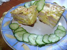 Tepsis sajtos rakott csirkemell recept. Válogass a többi fantasztikus recept közül az Okoskonyha online szakácskönyvében!