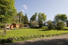 Gulabin Lodge in Summer