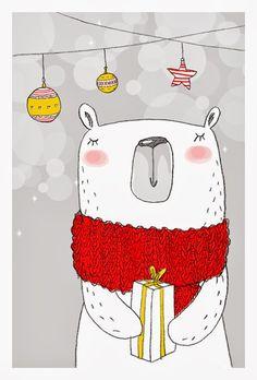 Pinzellades al món: Nadal-animals
