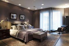 Kensington Place by Casa Forma - bedroom Master Bedroom Design, Dream Bedroom, Luxury Interior, Interior Styling, Kensington Place, Stylish Bedroom, Luxury Apartments, Interiores Design, Apartment Living