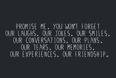Just promise me. ;) | via Facebook - inspiring picture on Favim.com on We Heart It. http://weheartit.com/entry/82877342/via/amethyst_rhiann