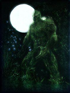 Justice League Dark, Pastel Art, Sci Fi Art, Horror Art, Creature Design, Macabre, Dark Art, Colored Pencils, Painting & Drawing