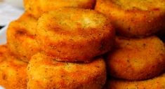Cheesy Mashed Potato Dippers