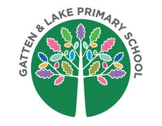 gatten_and_lake_logo_design_isle_of_wight_02 Isle Of Wight, Primary School, Logo Design, Logos, School Ideas, Elementary Schools, Logo