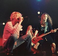Alice in Chains-Hollywood Rock São Paulo,Brazil 1993; Layne, Jerry & Mike