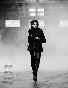 Personal Cualificado | Kendra Spears | Lachlan Bailey #photography | Vogue Spain October 2012