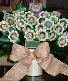 bentleyboutique.com » Blog Archive » Candy Bouquets for Karate Birthday Party and Teacher Gifts