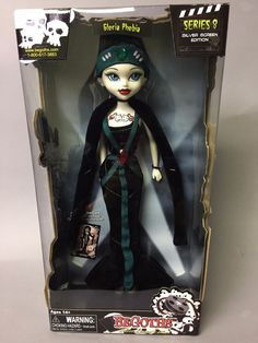 begoths Gloria Phobia 12 inch doll #BeGoths #DollswithClothingAccessories