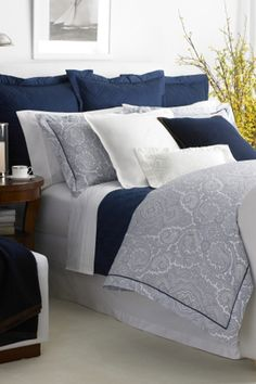 Crazy-Cozy Ralph Lauren Bedding Makes Us Want To Take To Our Beds All Winter
