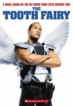 """the rock in """"The Tooth Fairy"""" bahaha never gets old."""