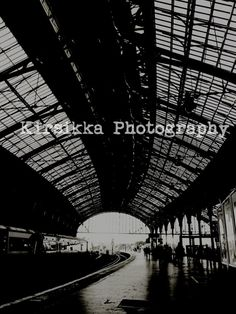 Postcard   Black and white art photograph  by KirsikkaPhotography, £2.50