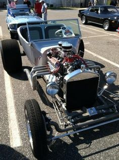 A 1923 Ford T-Bucket!