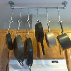 pot racks hanging | Hanging Pot Rack | Home Sweet Home Kitchen