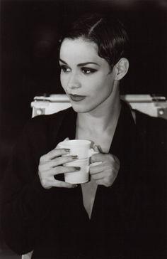 Iconic Ingrid Chavez.