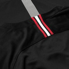 ec6ea5bbd02 PSG Air Jordan Black 2018 19 Stadium Third FÚTBOL SOCCER CLUB KIT CALCIO  SHIRT JERSEY