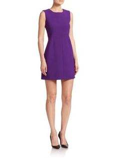 DIANE VON FURSTENBERG Carrie Shift Dress. #dianevonfurstenberg #cloth #