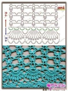 Delicadezas en crochet Gabriela: Vestido ganchillo by abigail