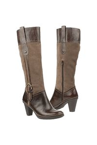 Dandy Riding Boot (Taupe)