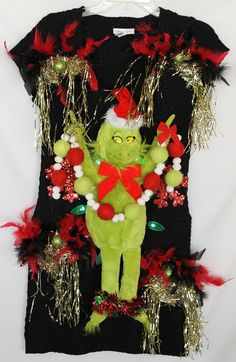 Deb Rottum's  Tacky Ugly Christmas Sweater by DebsTackySweaters