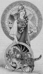 Segunda-feira É o dia de FREYA, a mais célebre das deusas vikings, conhecida por seus poderes. Quem nasce nesse dia têm a intuição desenvolvida e devem explorar esse dom para viver melhor.