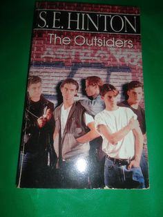 The Outsiders 1999 book find me at www.dandeepop.com